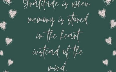 Triggered by the Exx? Try Gratitude